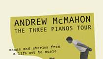 Singer-Songwriter Andrew McMahon To Play House of Blues in October