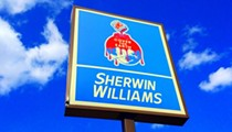 Ohio Awards $600,000 to Sherwin Williams for Road Improvements Near Brecksville R&D Campus