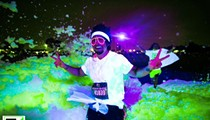 Foam Glow 5K is Coming to Cleveland Next Month