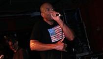 DMC Proves He's Still a Microphone Fiend