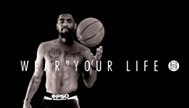 Kyrie Irving to Launch Underwear Line