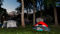 Spend the Night in an Amusement Park with Cedar Point's Coaster Campout