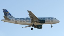 Frontier Airlines Is Offering Flights from Cleveland for Just a Buck Today