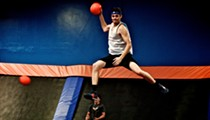 Join This Dodgeball Tournament at Northeast Ohio Sky Zones