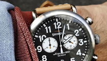 Detroit-Based Watchmaker Shinola Plants Retail Flag in Cleveland