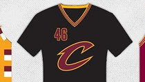 POLL: Which Cavs Uniform (Including Three New Ones) Do You Like Best?