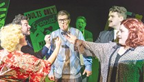 Experience the Paranoia of Marijuana Hysteria in Reefer Madness at Blank Canvas Theatre