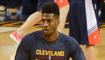 So Iman Shumpert Just Delivered a Baby and Used His Headphones to Tie the Umbilical Cord