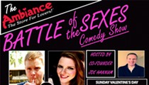 Bop Stop to Host 'Battle of the Sexes' on Valentine's Day