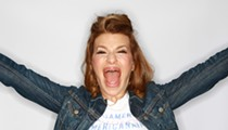 Comedian Sandra Bernhard to Appear at Trinity Cathedral on April 30