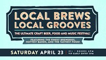 House of Blues Announces Details for Annual Local Brews Local Grooves