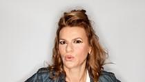 Comedian/actress/singer Sandra Bernhard Talks About Her New Live Show, Feel the Bernhard
