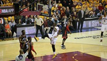 Cavs Dig First Half Hole, Raptors Don't Let Them Climb Out