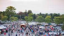 Kick off Fourth of July Weekend at the Van Aken Beer Garden Friday Night