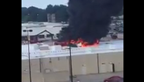 Video: Parmatown Mall's on Fire