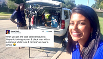 Former Channel 5 Reporter Homa Bash Had the Cops Called on Her in Dallas for Looking Hispanic and Suspicious
