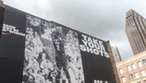Nike Immortalizes Kyrie's NBA Finals Game-Winning Shot on Billboard Downtown