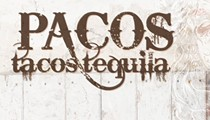Pacos Tacos in Solon Has Closed