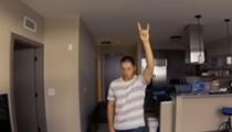 Tribe Pitcher Trevor Bauer 'Raises Horns' in Amon Amarth Music Video