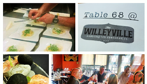Willeyville, the First Restaurant to Open in Flats East Bank, has Closed