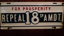 Local Jazz/Swing Act Hollywood Slim to Play Prohibition Repeal Party at Prosperity Social Club