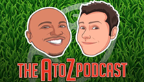 Christmas Shopping With the Guys — The A to Z Podcast With Andre Knott and Zac Jackson