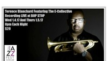 Jazz Trumpeter Terence Blanchard to Record Live Sessions at the Bop Stop in January