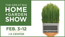 Win 2 Tickets To The Great Big Home & Garden Show
