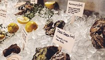 Stout It Out Loud Fest Pairs Ohio Dark Brews with Oyster Bar