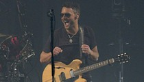 Country Singer-Guitarist Eric Church Delivers an Epic Set at the Q