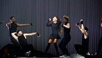 Vocal Powerhouse Ariana Grande Enthralls Q Crowd
