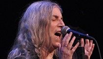 Patti Smith and Her Band Tap Into Rock's Revolutionary Spirit During Rousing Show at the State Theatre