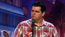 Comedian Ian Bagg Plays Hilarities Tonight