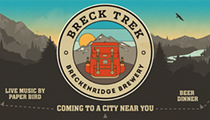 Breckenridge Brewery's Breck Trek Festival Heading to Cleveland in May