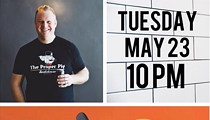 """Proper Pig's Shane Vidovic Competes on Food Network's """"Chopped"""" on May 23"""