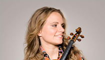 Violin Superstar Julia Fischer Performs Rarely Heard Concerto This Weekend With the Cleveland Orchestra