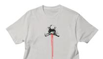 Local Graphic Artist Derek Hess Designs T-Shirt for Mental Health Awareness Month