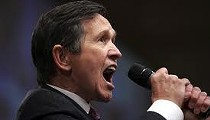 """Dennis Kucinich Coy About Local Political Plans: """"Keeping Options Open"""""""