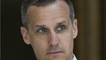 Corey Lewandowski Just as Worthless as Expected at the City Club