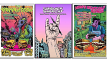 Artist John G. Compiling His Melt Bar & Grilled Posters into New Book