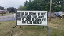 Strongsville VFW Vows to Stop Showing Browns Games Following Players' National Anthem Protest