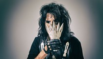 Shock Rocker Alice Cooper Continues to Unabashedly Embrace 'Full-On Guitar Rock'