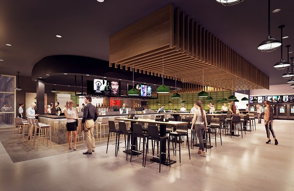 New Silverspot Cinema To Offer High End Boutique Movie