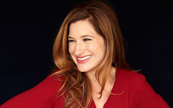 Actress Kathryn Hahn Coming Home To Cleveland To Canvass