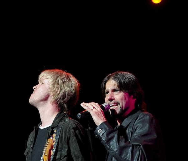 Joe Walsh & Kenny Wayne Shepherd