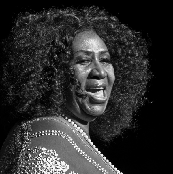 Aretha Franklin at the State Theatre