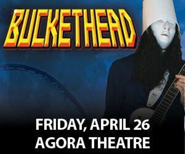 Win A Pair Of Tickets To The Buckethead show at the Agora
