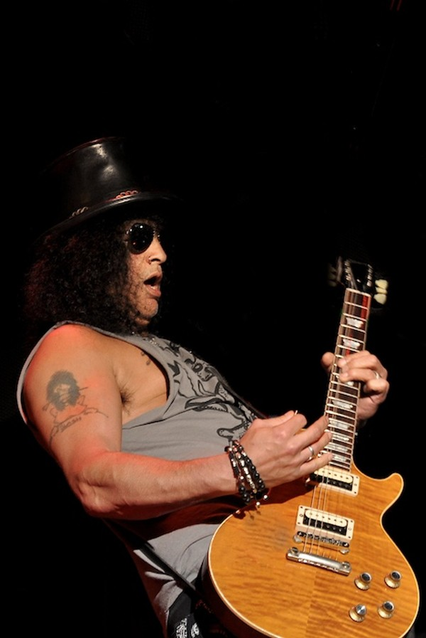 Slash at the House of Blues
