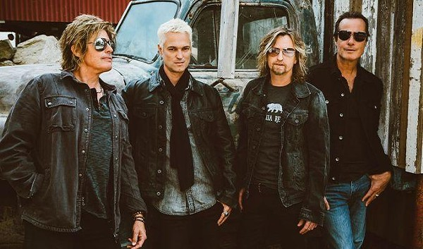 Win a pair of tickets to the Stone Temple Pilots show at the Agora