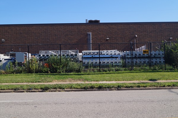 It Appears There S A Huge Backlog At The Cleveland Usps Distribution Center Thanks To Covid Scene And Heard Scene S News Blog